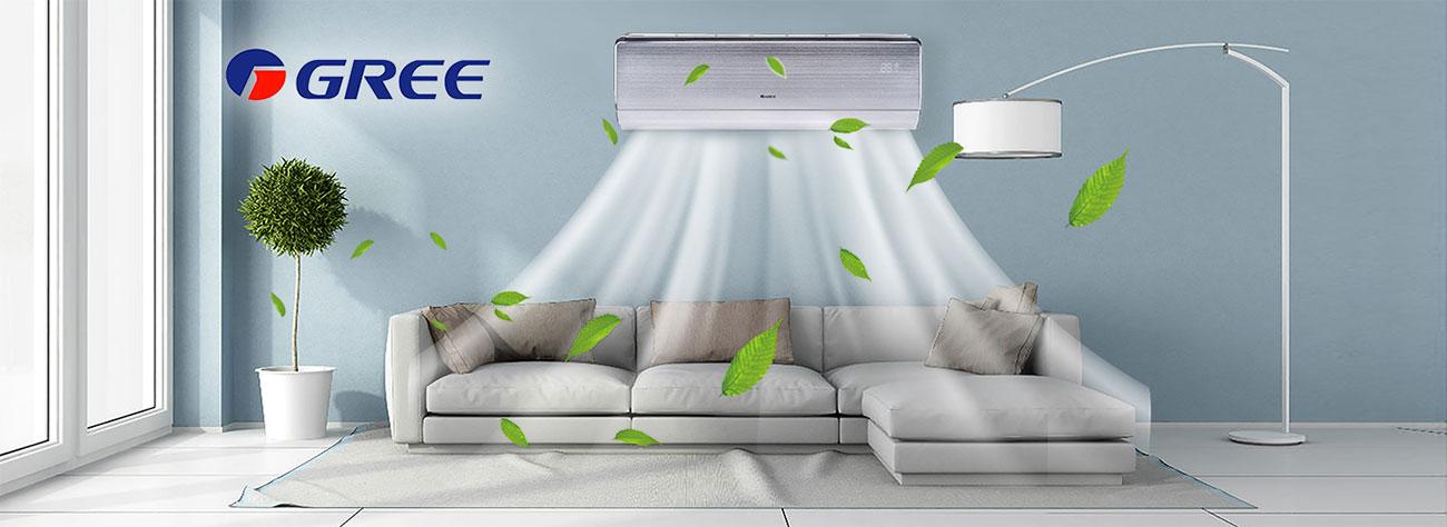 Conditionere GREE INVERTER WI-FI in Moldova la reduceri si in credit, cu livrare si montare profesionala