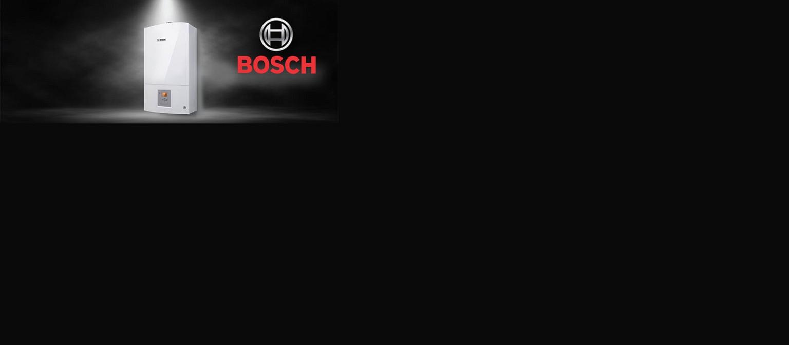 Cazane pe gaz Bosch in Moldova, instalare si garantie