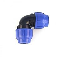 Угол 90 компрессионный PE D25x25