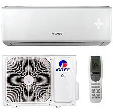 Инверторный кондиционер Gree Lomo R32 GWH12QB 12000 BTU 35m2 Wi-Fi