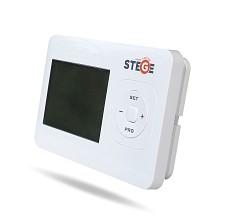 Termostat programabil electronic fara fir Stege WT200RF