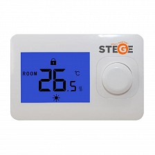 Termostat electronic fara fir Stege WT100RF