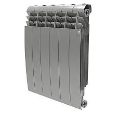 Radiator bimetal Royal Thermo Biliner silver 500