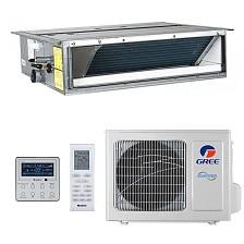 Conditioner de tip canal on/off Gree U-MATCH GU85PS/A1-K + GU85W/A1-M 30000 BTU