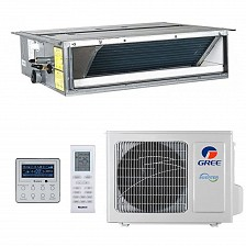 Conditioner de tip canal on/off Gree U-MATCH GU100PS/A1-K + GU100W/A1-M 36000 BTU