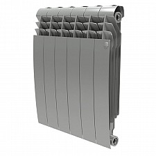 Биметаллический радиатор Royal Thermo Biliner white 500