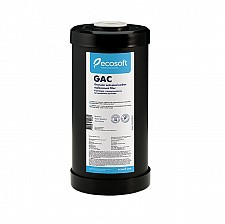 Cartus carbune activ din nuca cocos Ecosoft 4,5х10 (GAC)