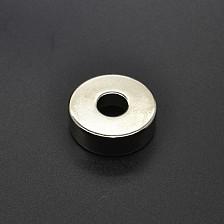 Магнит неодимовый КОЛЬЦО D19 мм х d9,5 мм x H6,4 мм
