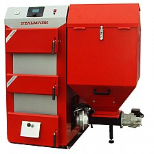 Твердотопливный котёл Stalmark PIONER 32 kW
