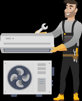 Profilaxia aparatului de aer conditionat (fara garantie)