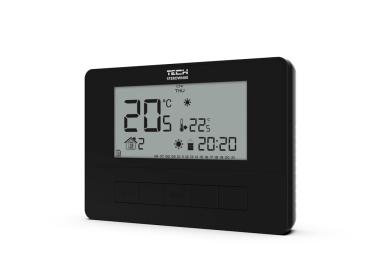 Conectarea termostatului de camera
