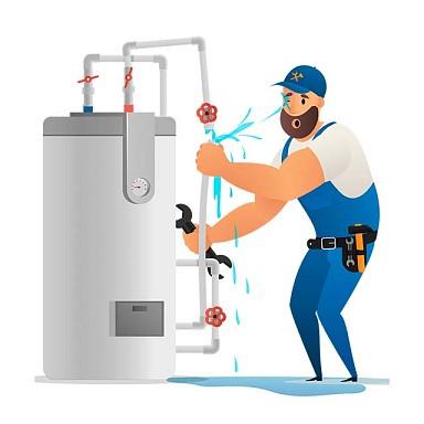 Instalarea unui boiler electric de 30L (sub chiuveta)
