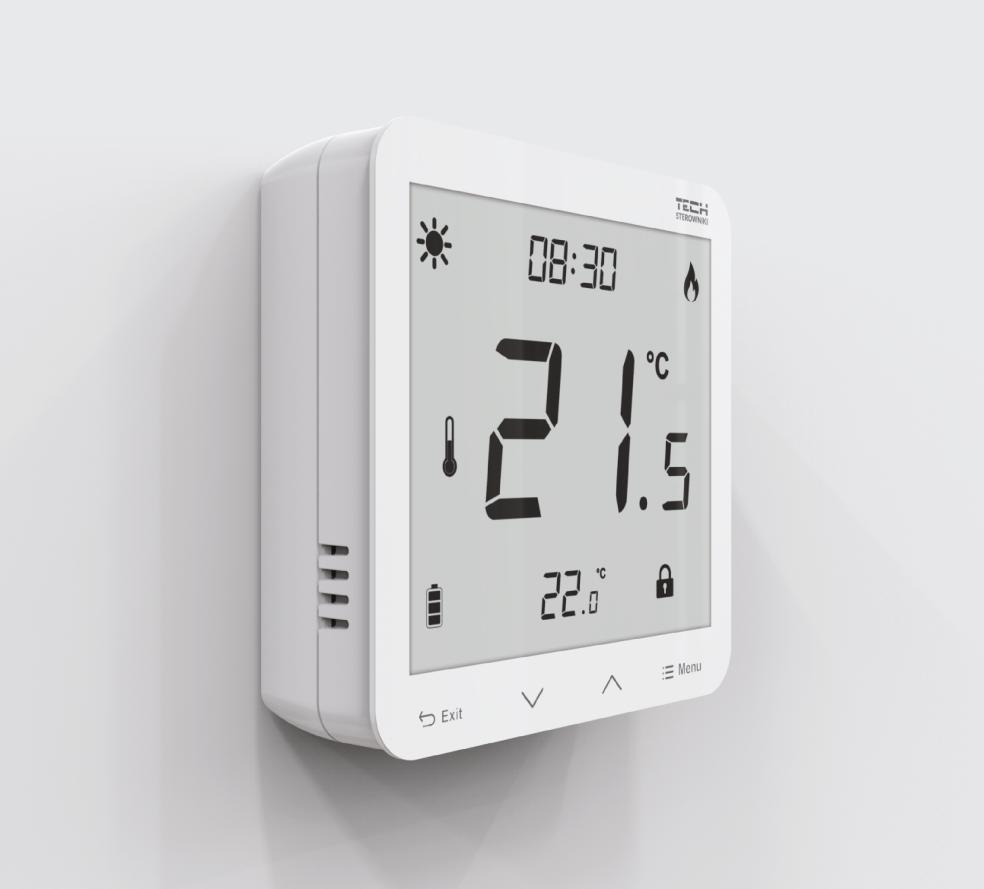 Подключение комнатного термостата