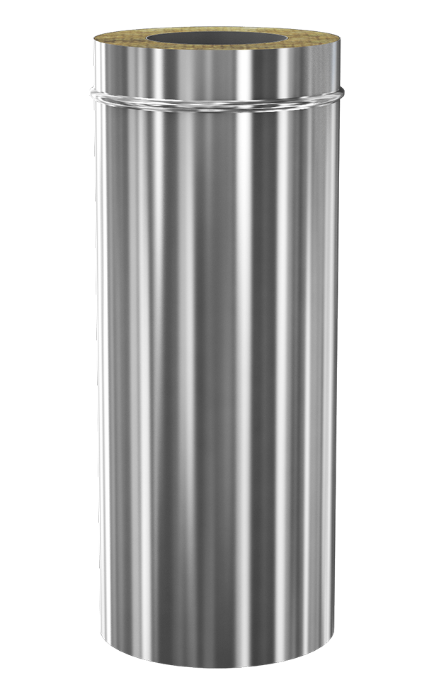 d.160 - 240 Труба дымоходная 250 mm (430-304)