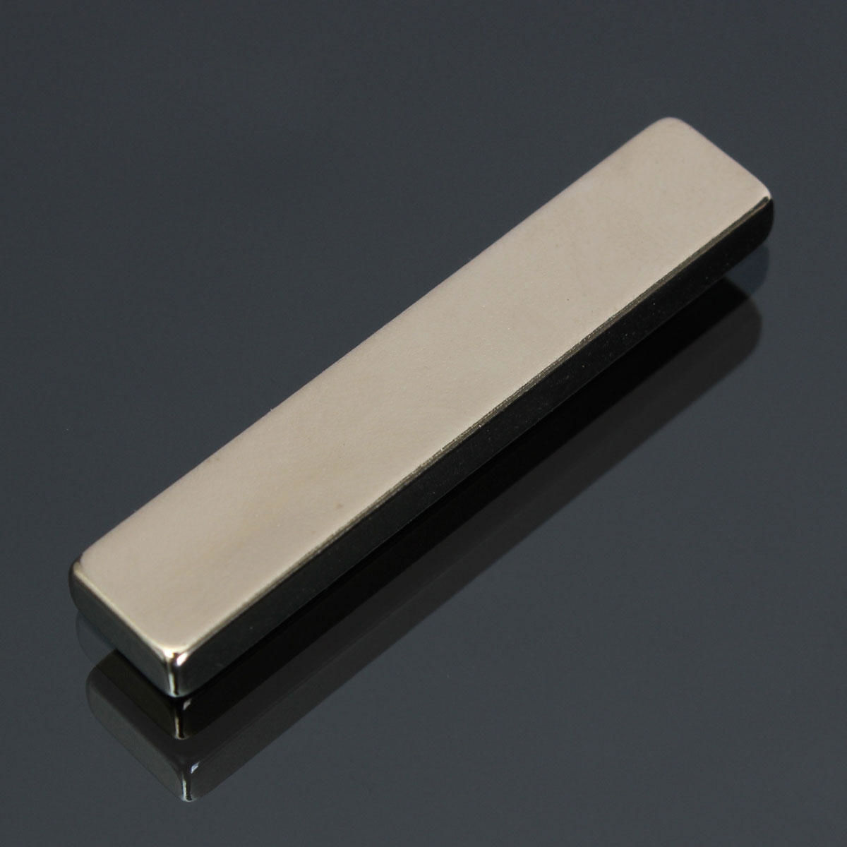 Магнит неодимовый ПРЯМОУГОЛЬНЫЙ D10 мм х L5 мм x H2 мм